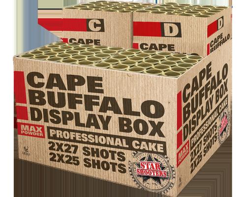 Starshooters Cape Buffalo profibox