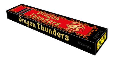 Dragon Thunders / ThunderKing Bulk Pack (50 stuks)*