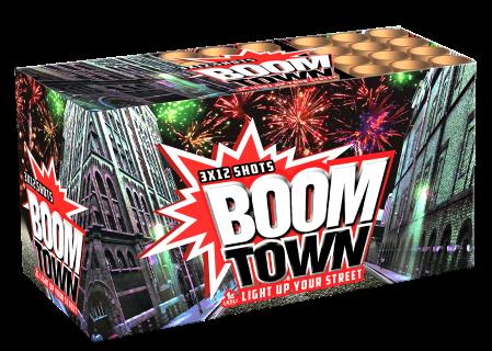 Boom Town*