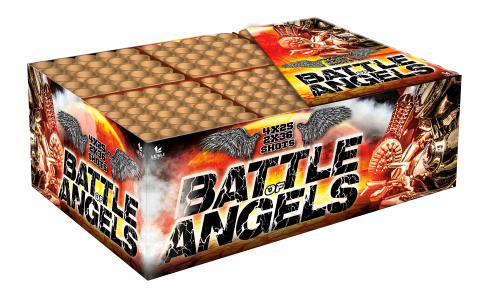 Battle Of Angels - Rambak*