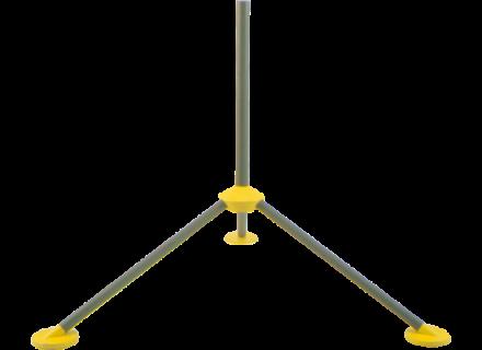 Lanceerbasis 3-poot (wettelijk verplicht)