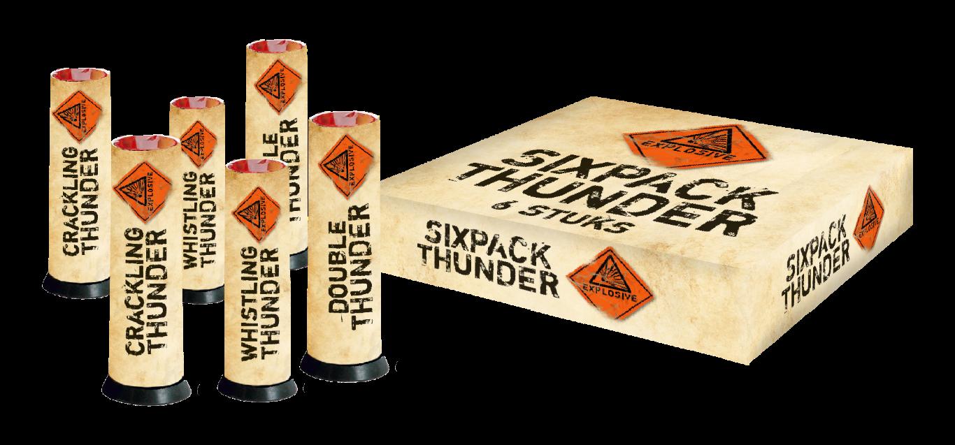 Sixpack thunder