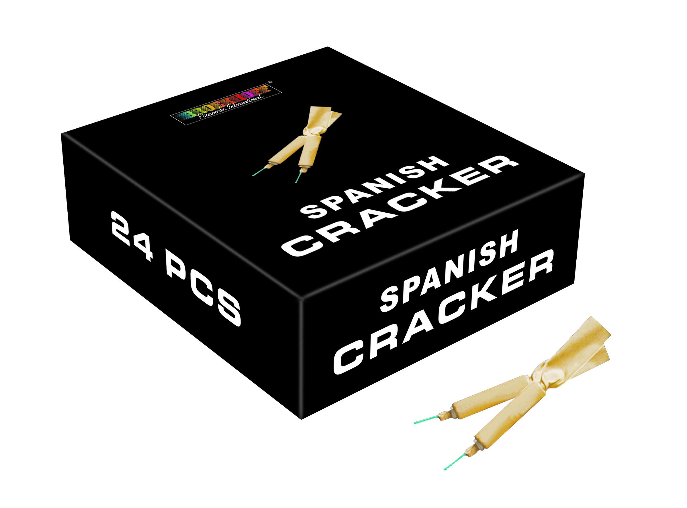 Spanish Cracker*