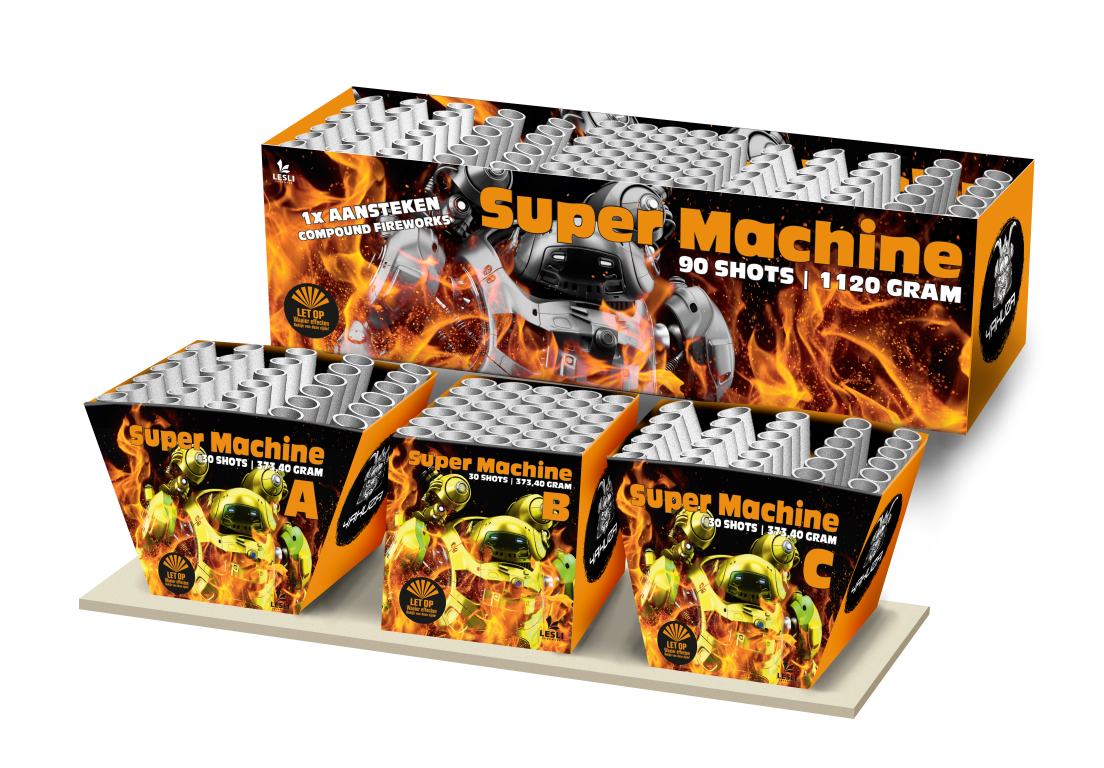 Super Machine*
