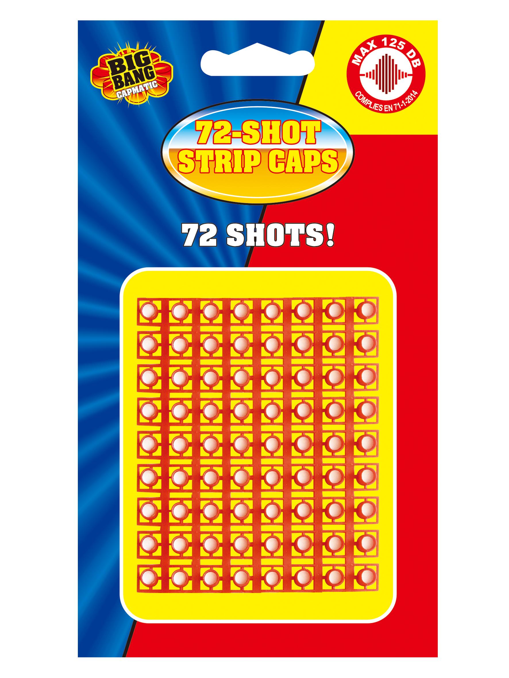 Refill Munitie voor bommetje met munitie