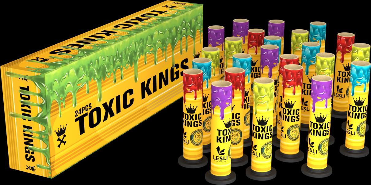 Toxic kings