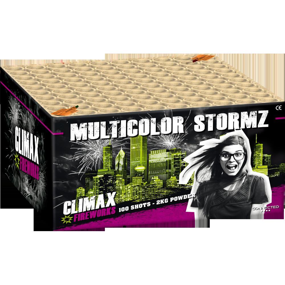 Multicolor Stormz