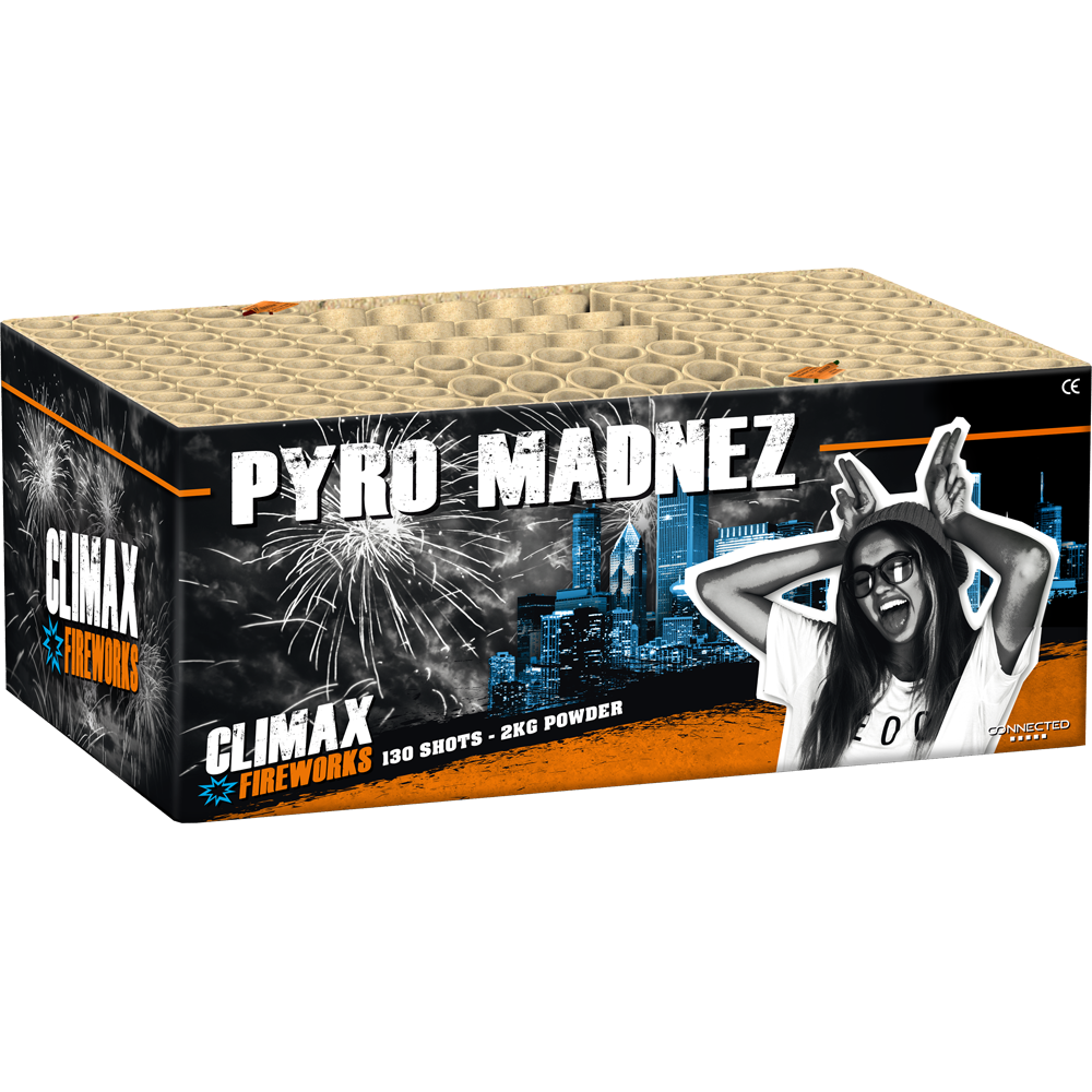 Pyro Madnez