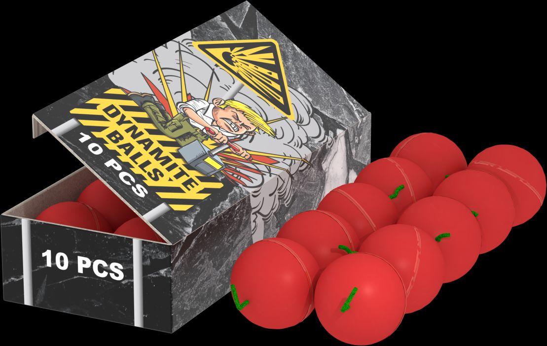 Dynamite Balls*