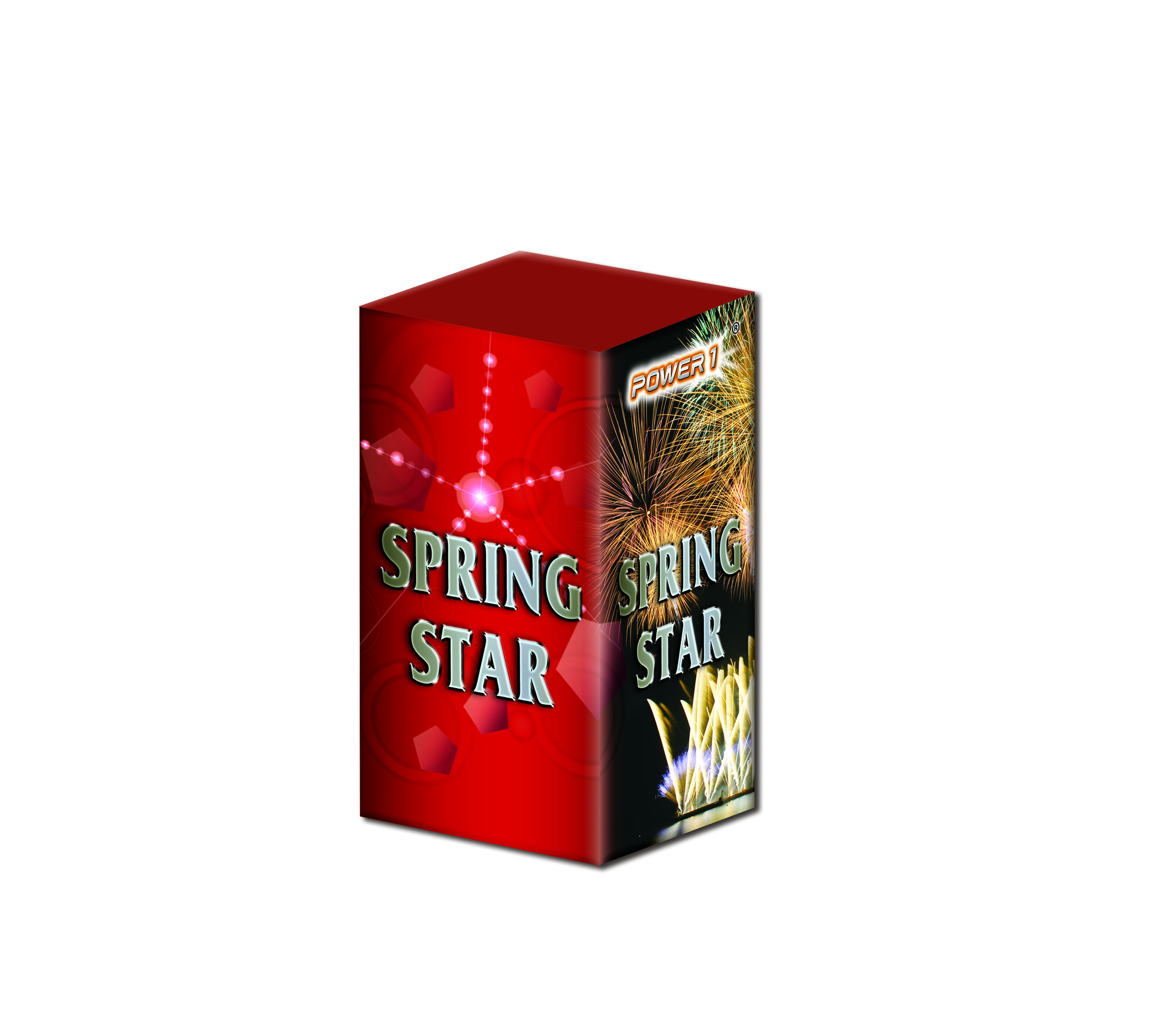 Spring Star Fountain*