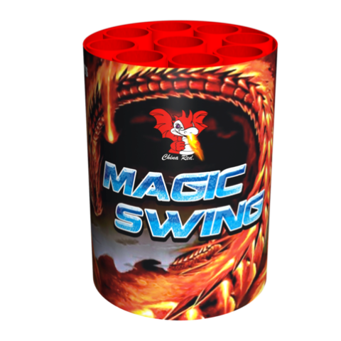 Magic swing (9 schots)