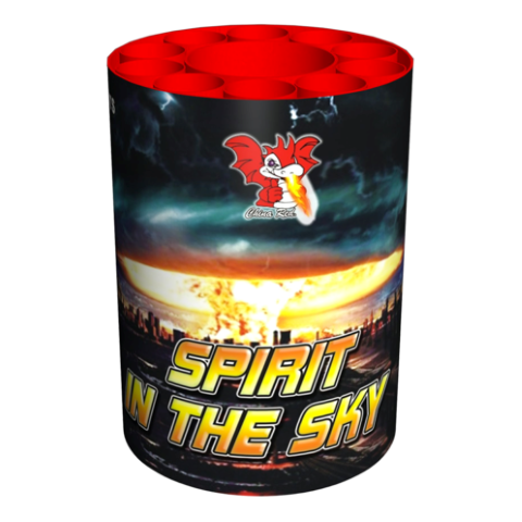 Spirit in the Sky (9 shots)