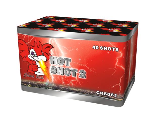 Hot Shot 2 (40 shots)