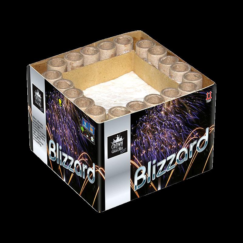 Blizzard 20 shots