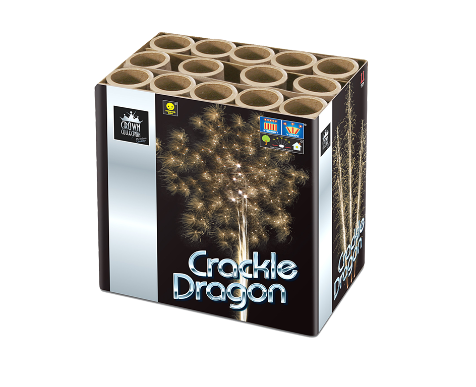 Crackle Dragon