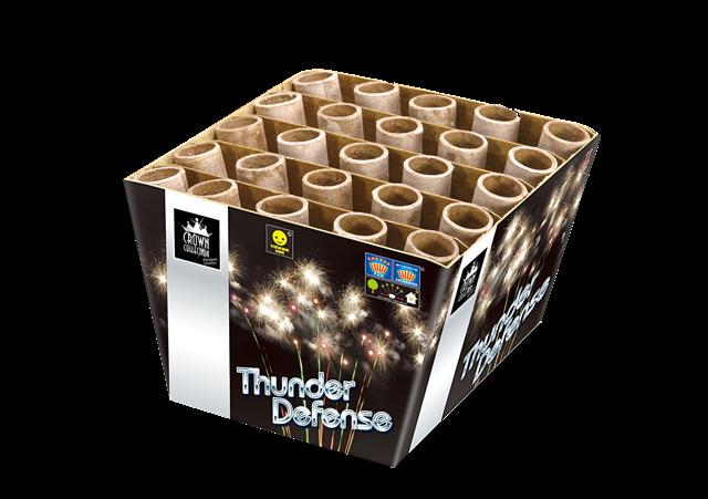Thunder Defense/Clouds of thunder