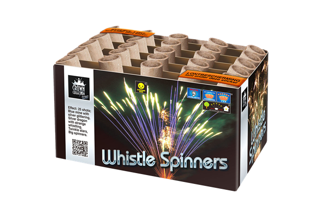 Whistle Spinners