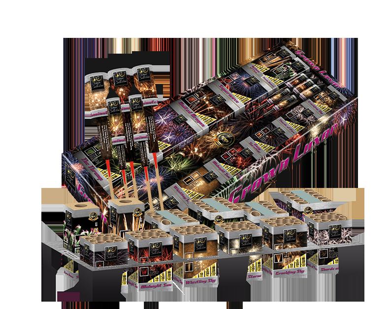 Crown Luxor pakket