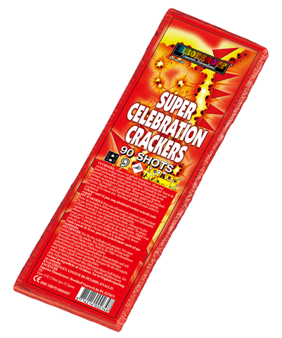 Super Celebration Crackers