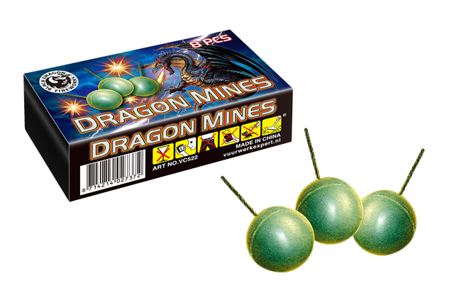 Dragon Mines