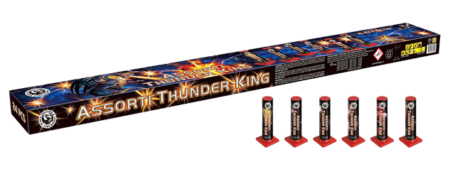 Assorti Thunder King