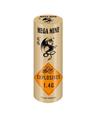 Mega mine  Multi shot