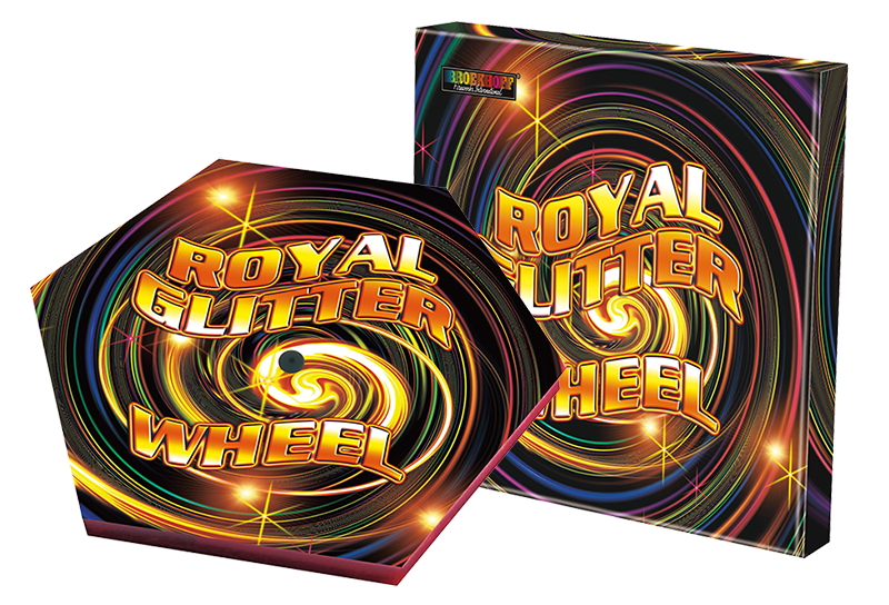 Royal Glitter Wheel
