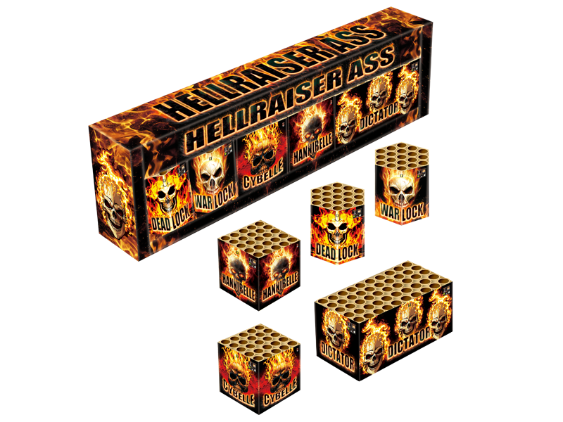 Hellraiser Assortiment