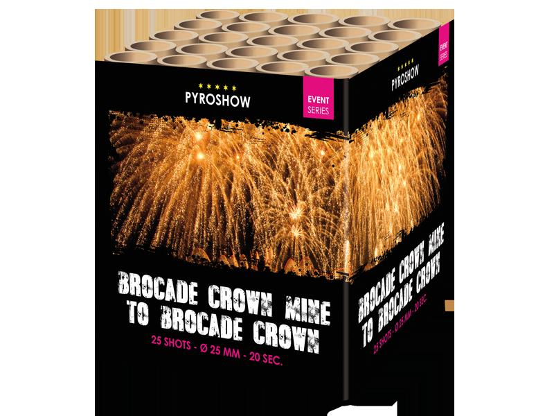 Brocade Crown