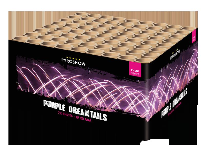 Purple Dreamtails