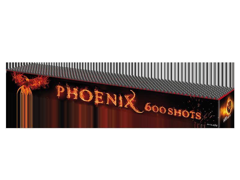 Phoenix 600 shots