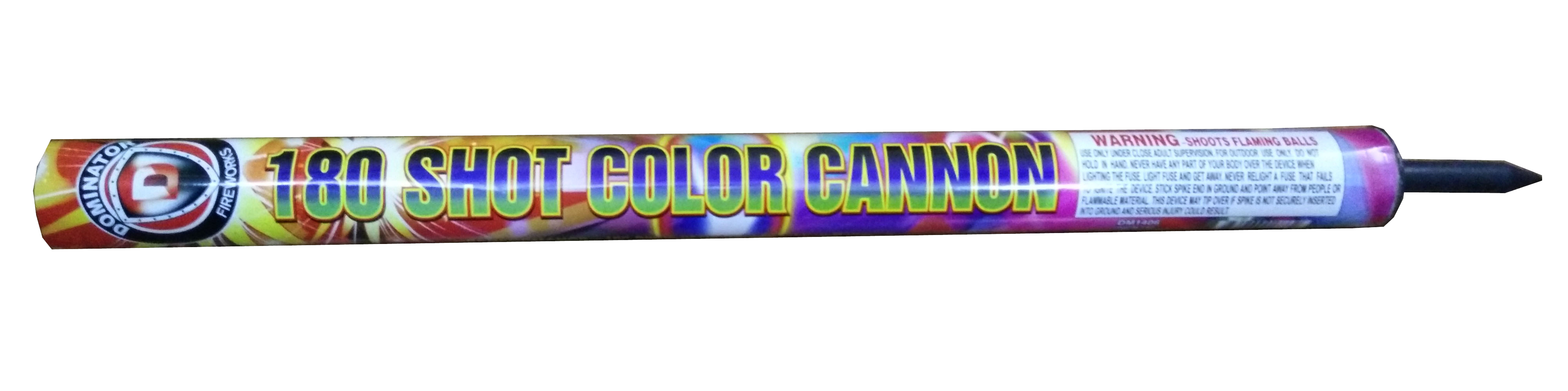 Color Cannon 180sh.