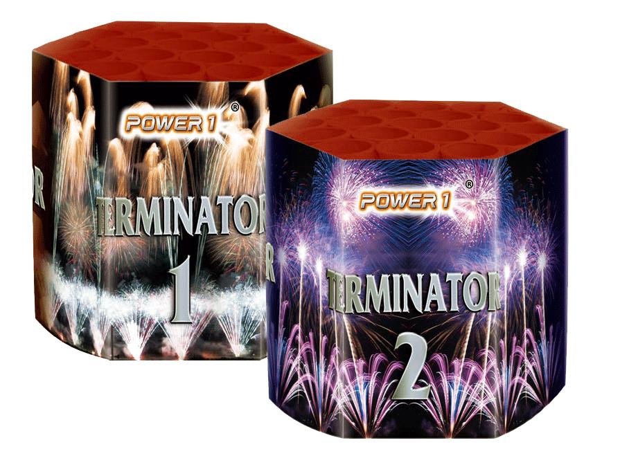 Terminator cakes