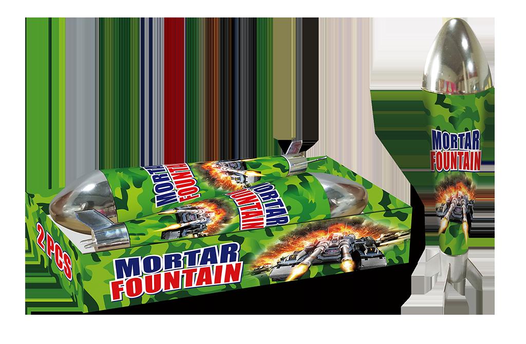 Mortar Fountain