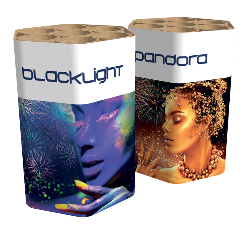 Pandora / Blacklight