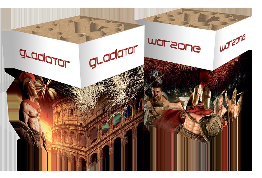Gladiator / Warzone