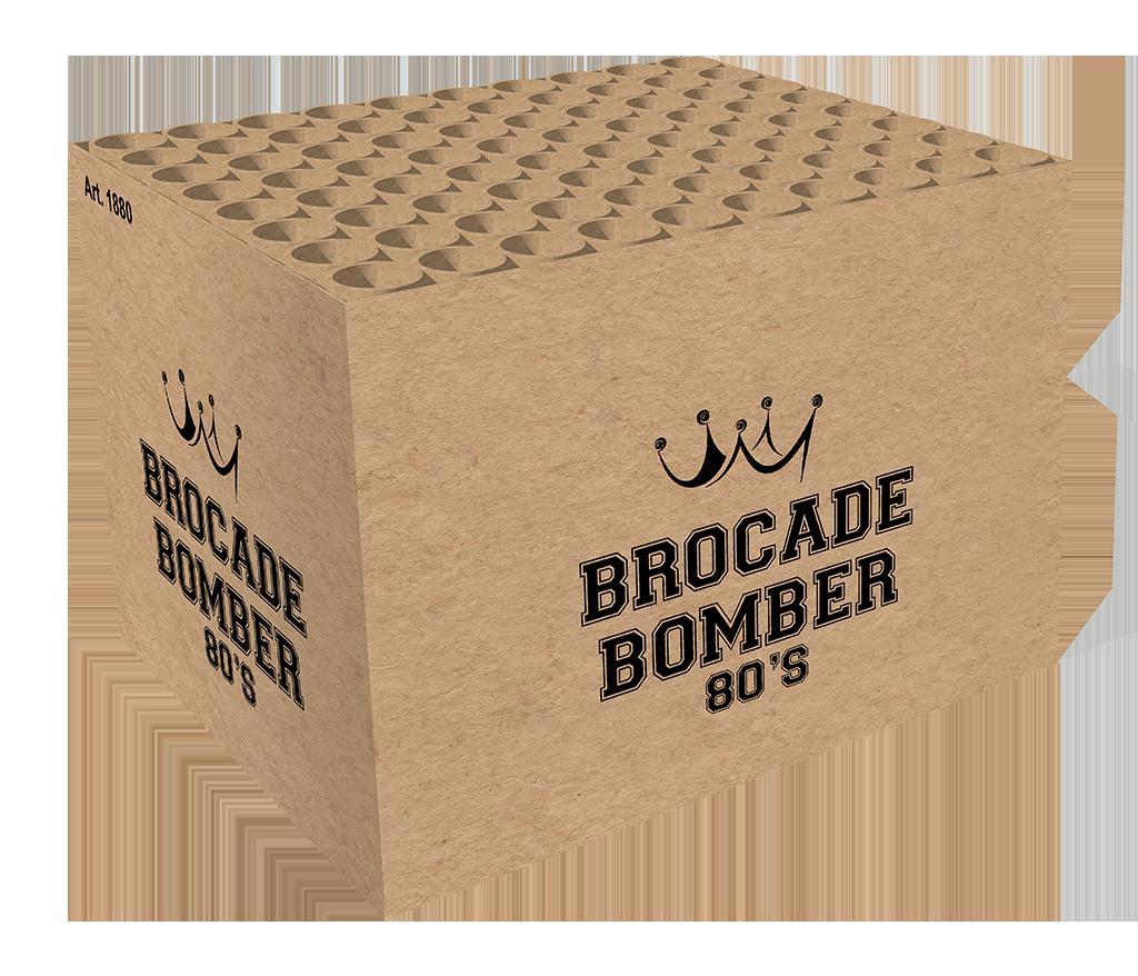 Brocade Bomber 80sh.