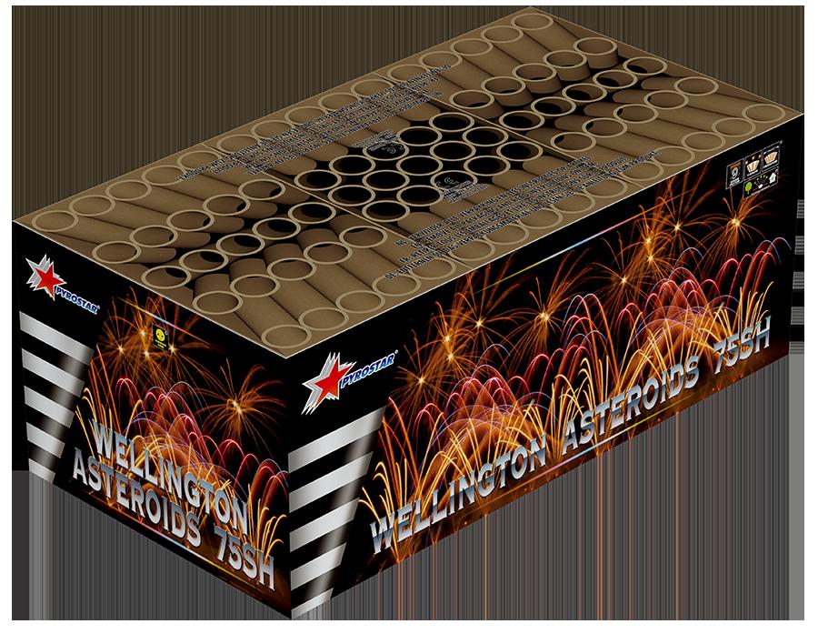 Wellington Astroids 75's